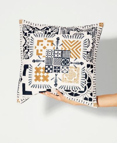 4-awol-lookbook-portugal-travel-collection-graphic-black-and-white-cushion-cover
