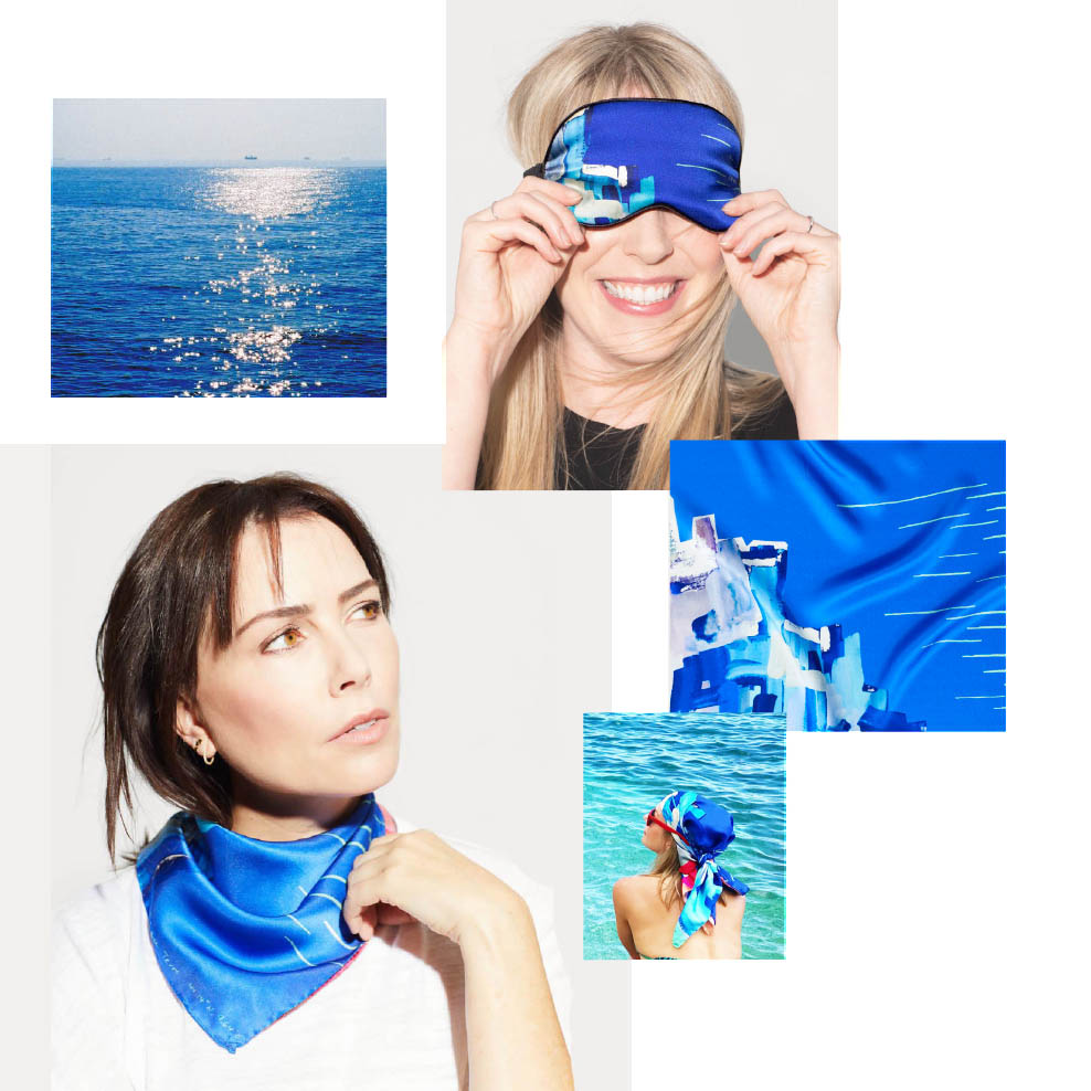1_awol italy collection vibrant blue silk scarves and silk eye masks inspired by the italian seaside copy