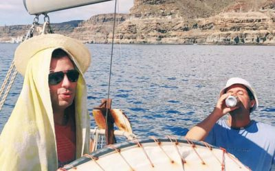 Sailing Misadventures in the Canaries